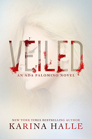 veiled karina halle book cover