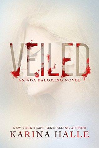 veiled karina halle book cover