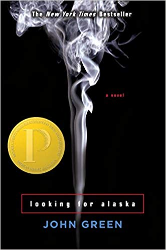 Looking for Alaska by John Green - Book Cover